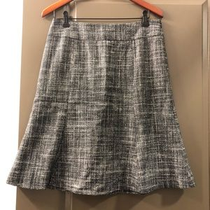 Ann Taylor Loft Knee Length Professional Skirt